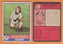 Derby County Steve Powell 122